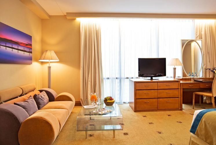Hotel Byblos Tecom 4* - Dubai 10