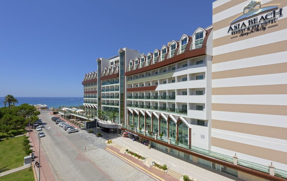 Hotel Asia Beach Resort 5* - Alanya 1