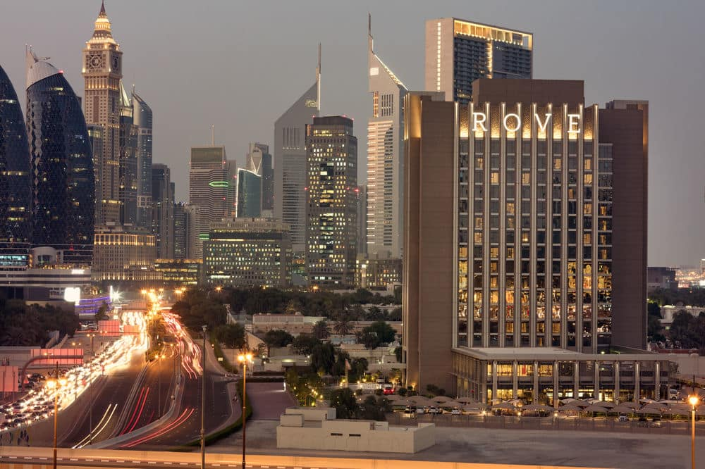 Hotel Rove Downtown 3* - Dubai 16