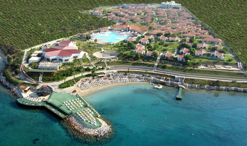 Hotel Palm Wings Beach Resort 5* - Didim