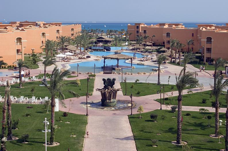 Hotel Caribbean Resort Soma Bay 5* - Hurghada 15