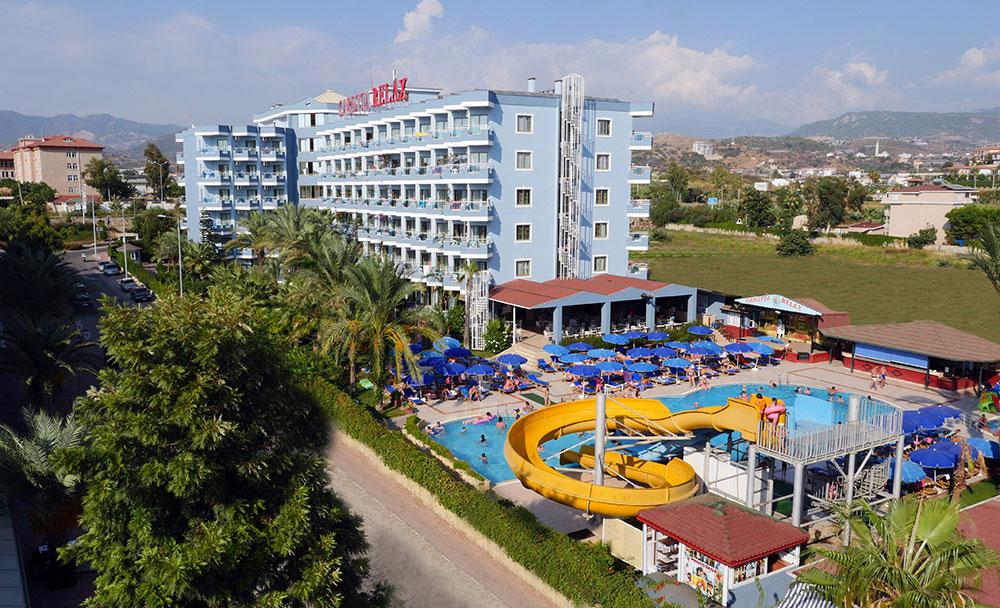 Hotel Caretta Relax 4* - Alanya