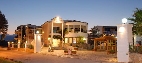 Hotel Carreta Beach Resort & Water Park 4* - Zakynthos Kalamaki 1