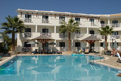 Hotel Carreta Beach Resort & Water Park 4* - Zakynthos Kalamaki 5
