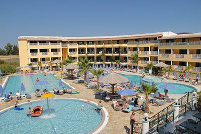 Hotel Carreta Beach Resort & Water Park 4* - Zakynthos Kalamaki 6