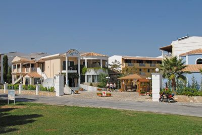 Hotel Carreta Beach Resort & Water Park 4* - Zakynthos Kalamaki 10