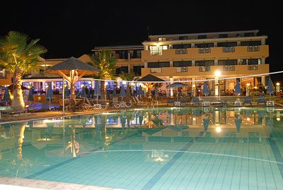 Hotel Carreta Beach Resort & Water Park 4* - Zakynthos Kalamaki 13