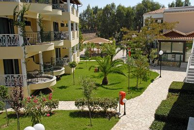 Hotel Carreta Beach Resort & Water Park 4* - Zakynthos Kalamaki 14