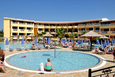 Hotel Carreta Beach Resort & Water Park 4* - Zakynthos Kalamaki 17