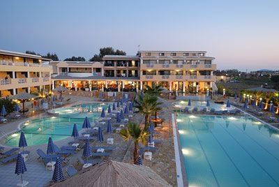 Hotel Carreta Beach Resort & Water Park 4* - Zakynthos Kalamaki 20