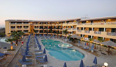 Hotel Carreta Beach Resort & Water Park 4* - Zakynthos Kalamaki 25