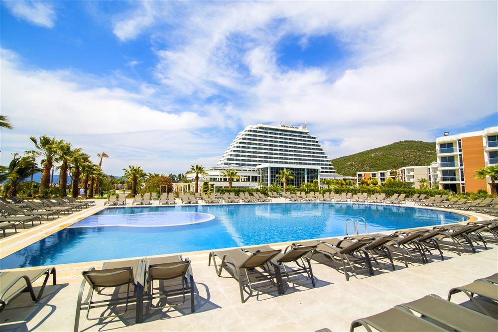 Hotel Palm Wings Ephesus Beach Resort 5* - Kusadasi 20