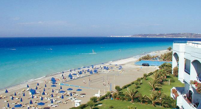 Hotel Sun Beach Resort Complex 4* - Rodos  11