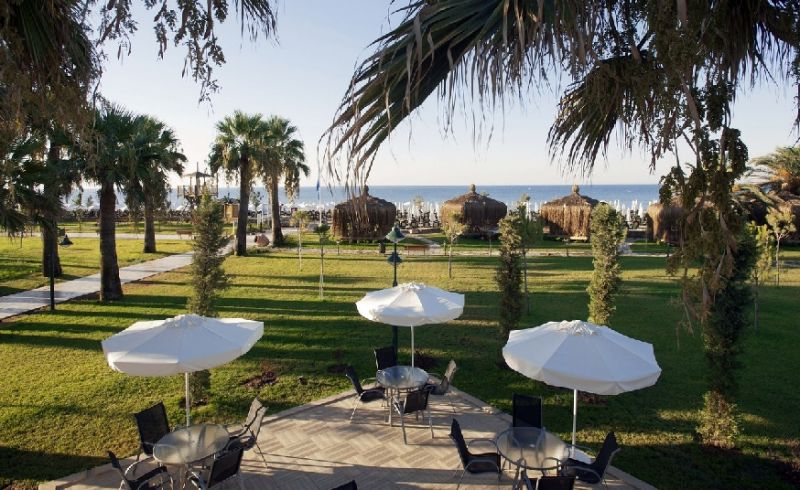Hotel Crystal Tat Beach Resort 5* - Belek 4