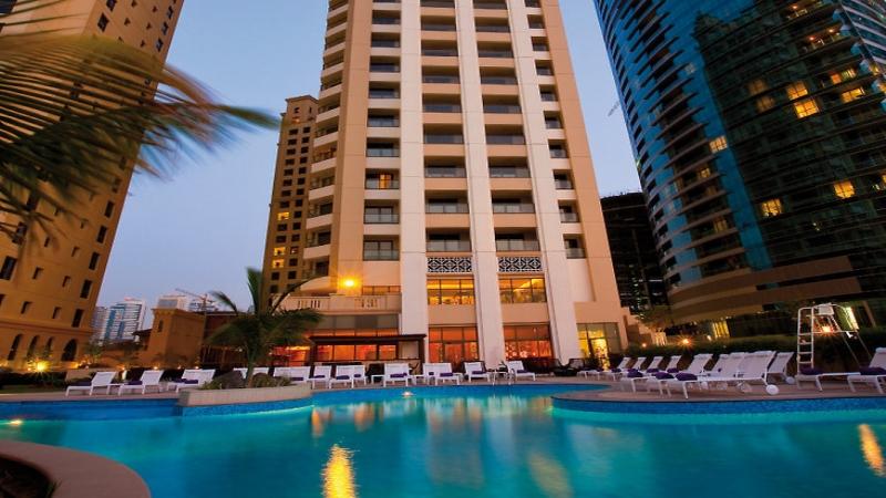 Hotel Movenpick Jumeirah Beach 5* - Dubai Jumeirah 1