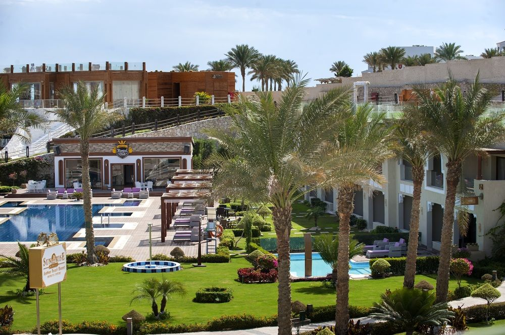 Hotel Sunrise Arabian Beach Resort 5* - Sharm El Sheikh 19