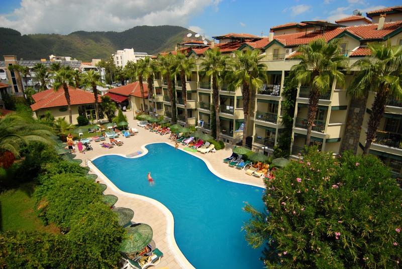 Hotel Mirage World 4* - Marmaris 12