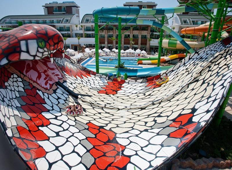 Hotel Crystal Waterworld Resort & Spa 5* - Belek
