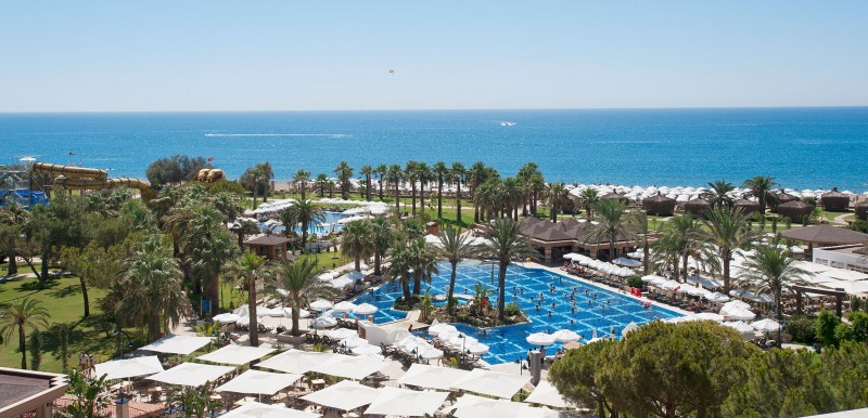 Hotel Crystal Tat Beach Resort 5* - Belek 9