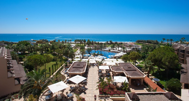 Hotel Crystal Tat Beach Resort 5* - Belek 8