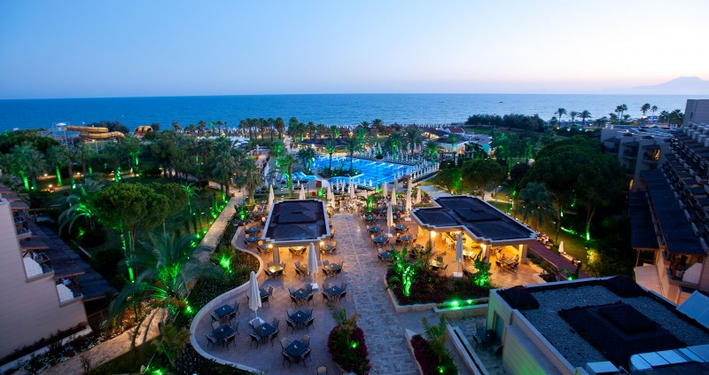 Hotel Crystal Tat Beach Resort 5* - Belek 7