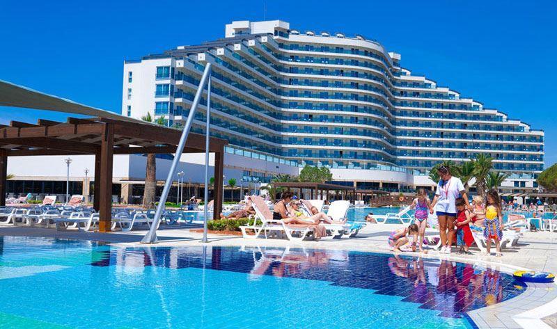 Hotel Venosa Beach Resort & Spa 5* - Didim 4