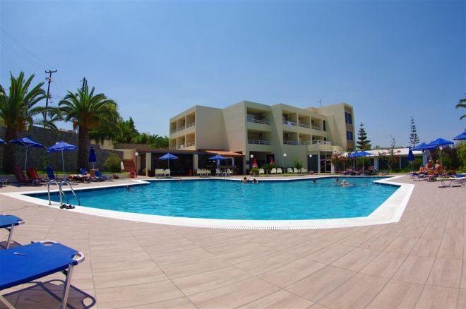 Hotel Eleftheria 3* - Creta Chania 10