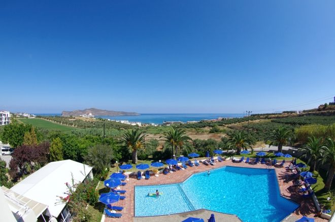 Hotel Eleftheria 3* - Creta Chania 13