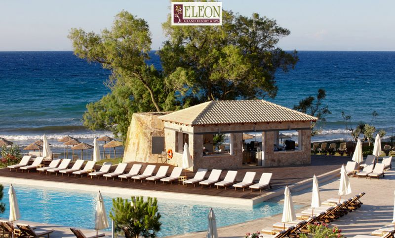 Hotel Atlantica Eleon Grand Resort & Spa 5* - Zakynthos Tragaki 5