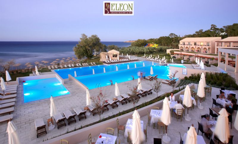 Hotel Atlantica Eleon Grand Resort & Spa 5* - Zakynthos Tragaki 17