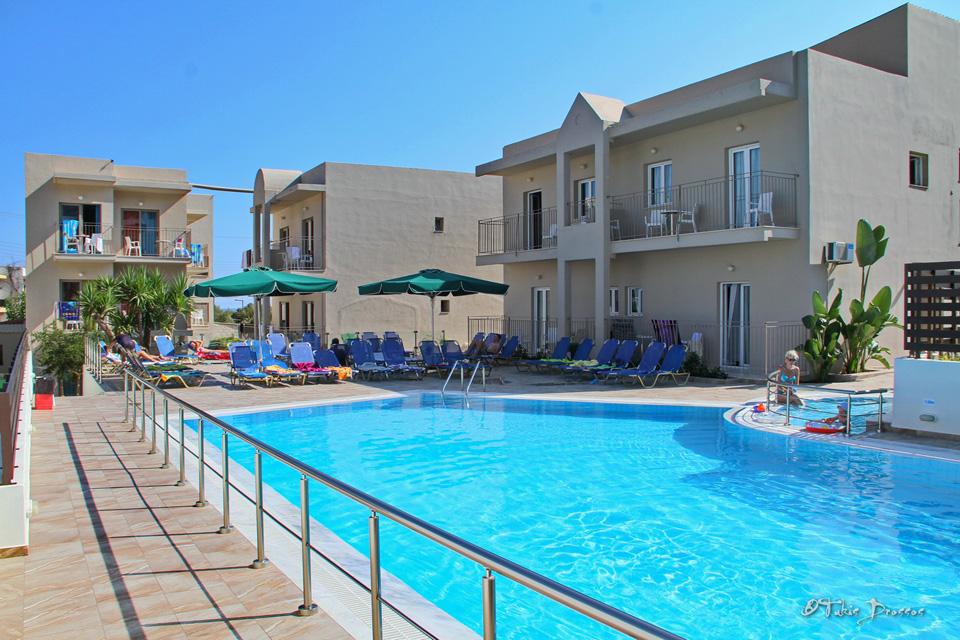 Hotel Creta Verano 3* - Creta Herklion 10