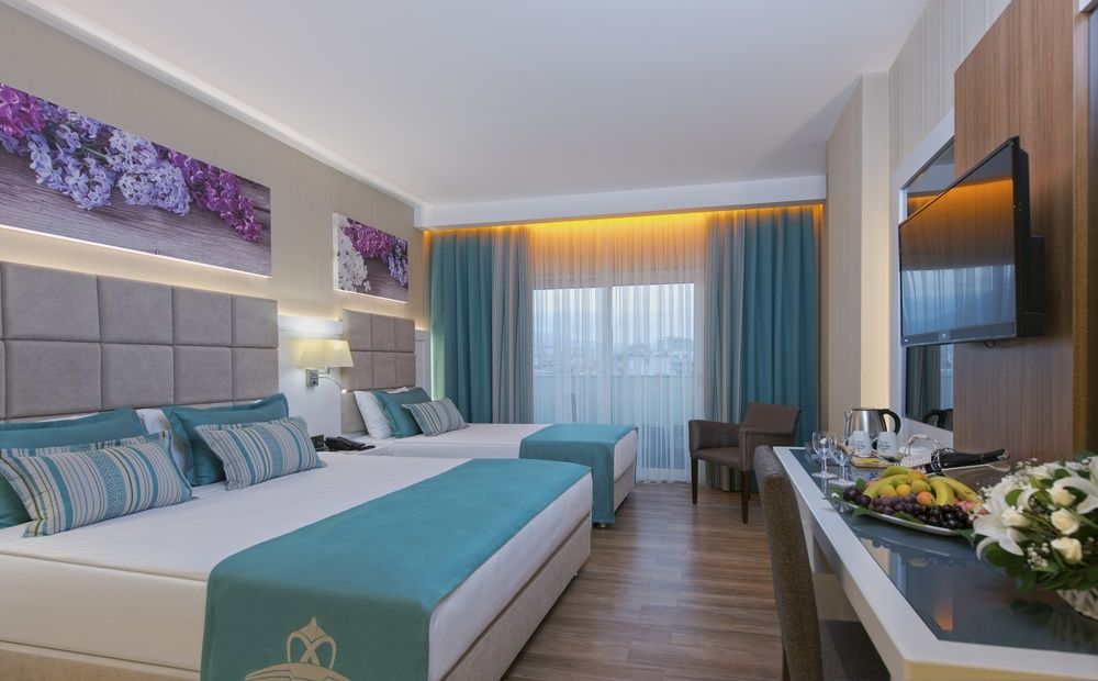 Hotel Asia Beach Resort 5* - Alanya 4