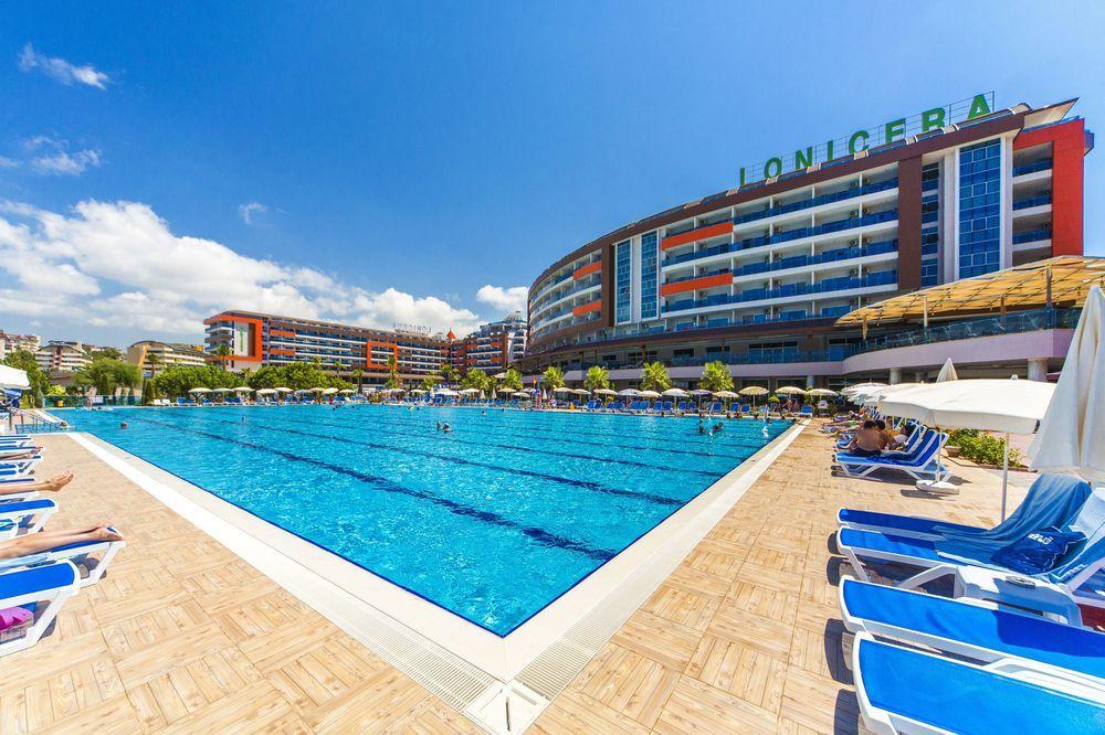 Plecari Bucuresti 05, 12, 19 mai, Lonicera Resort 5* - Alanya 1