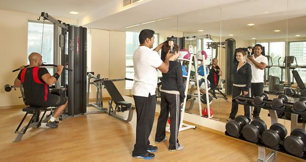 Hotel Marina View Apartments 4* - Dubai 18