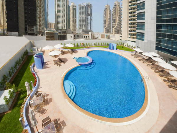 Hotel Marina View Apartments 4* - Dubai 20