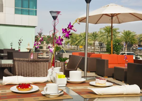 Hotel Marina View Apartments 4* - Dubai 21