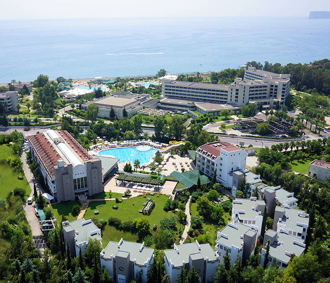 Hotel Sherwood Greenwood Resort 4* - Kemer