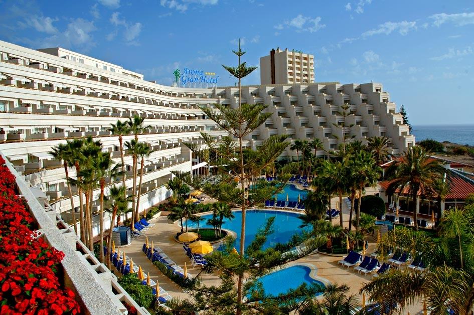 Arona Gran Hotel 4* - Tenerife ( Adults only, renovat 2017 ) 18