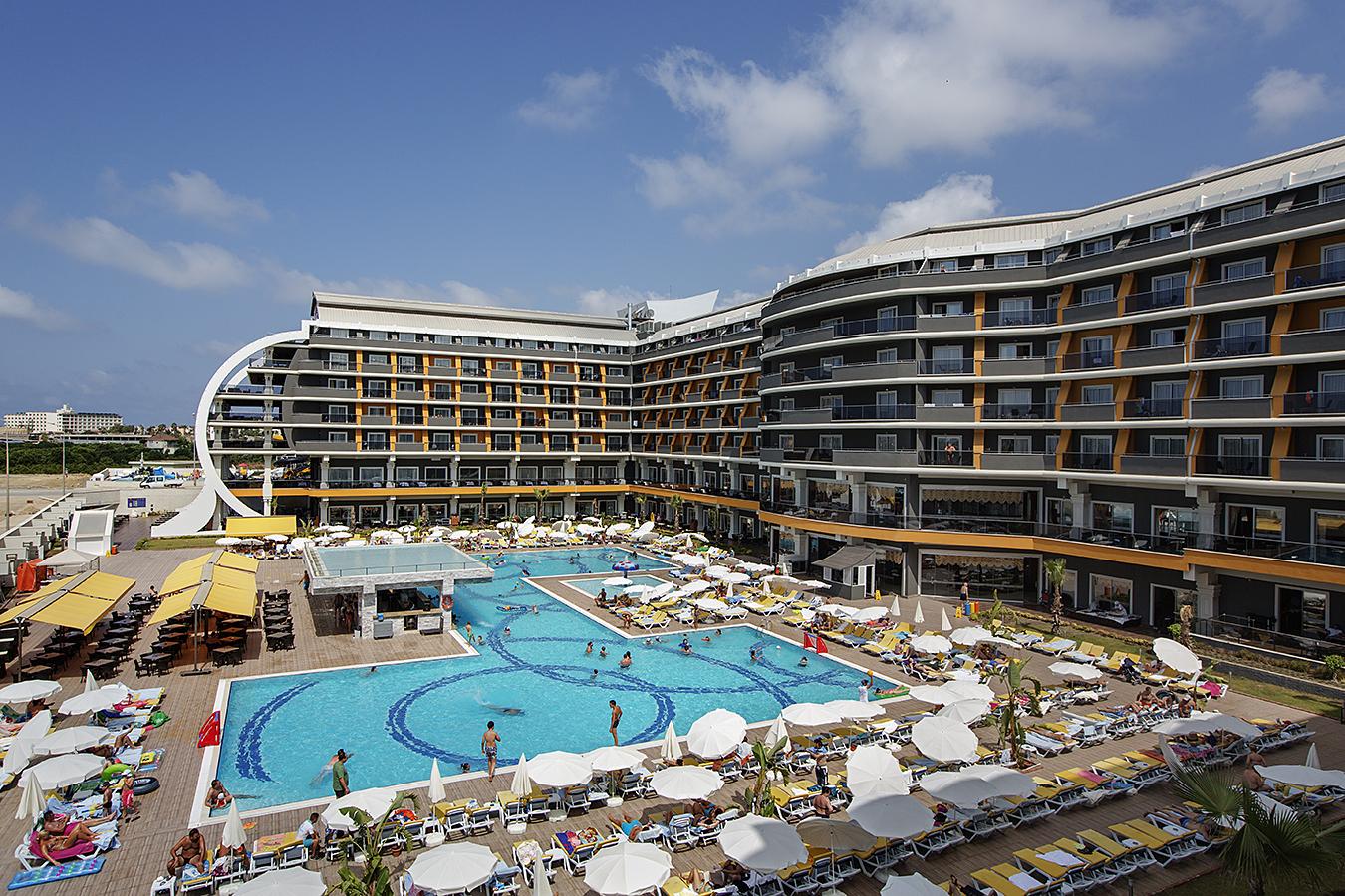 Plecare Bucuresti 26 iulie Bucuresti, Senza The Inn Resort & Spa 5* - Alanya