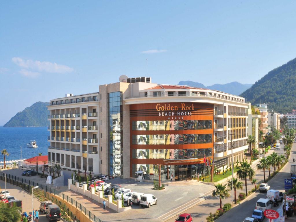 Hotel Golden Rock Beach 5* - Marmaris  13