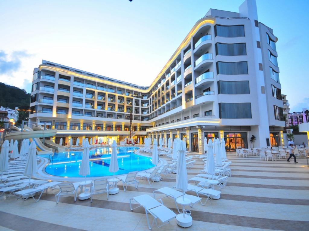 Hotel Golden Rock Beach 5* - Marmaris  20