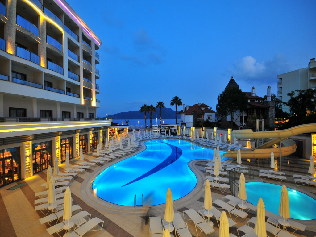 Hotel Golden Rock Beach 5* - Marmaris  21