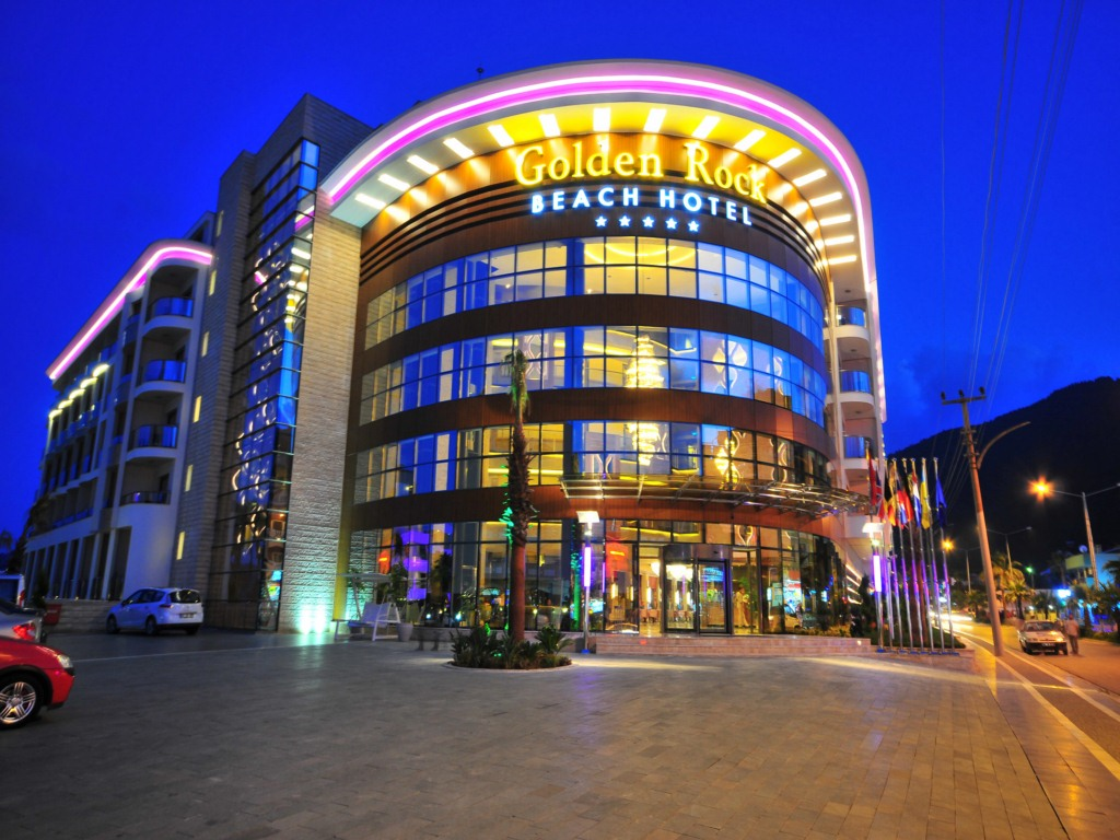 Hotel Golden Rock Beach 5* - Marmaris  15