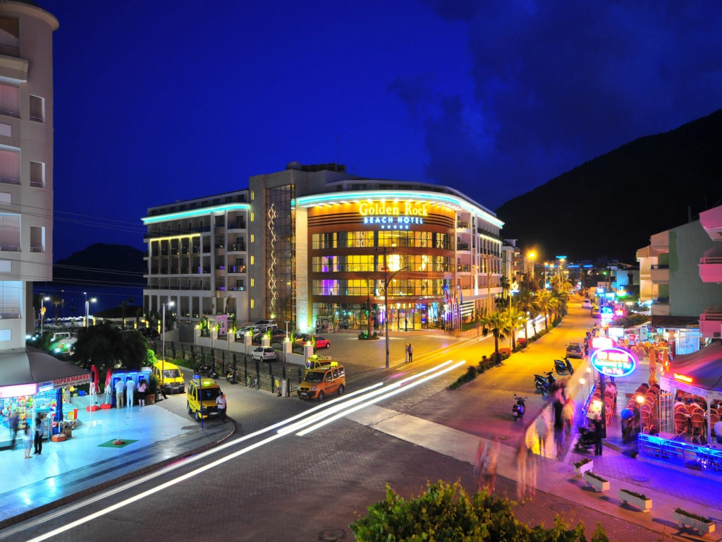 Hotel Golden Rock Beach 5* - Marmaris  16