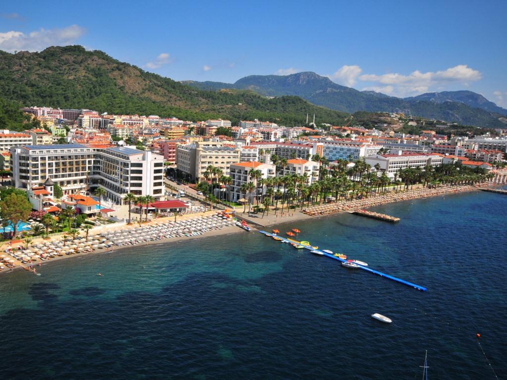 Hotel Golden Rock Beach 5* - Marmaris  17