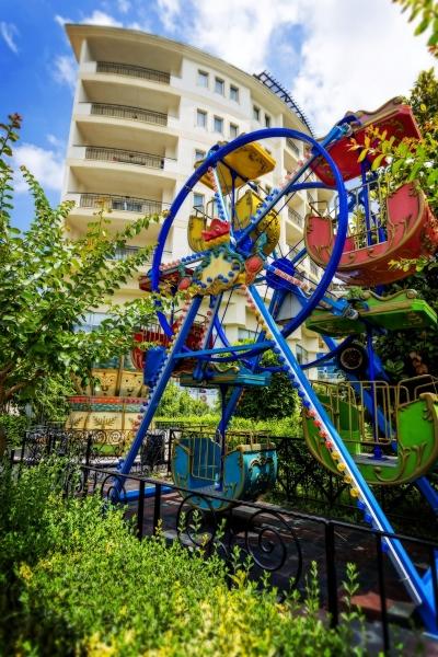 Hotel Mukarnas Spa Resort 5* - Alanya 11