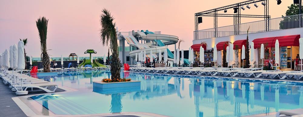 Hotel White City Resort & Spa 5* - Alanya 8