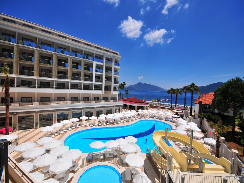 Hotel Golden Rock Beach 5* - Marmaris  25
