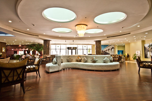 Hotel Cassels Al Barsha 4* - Dubai 1