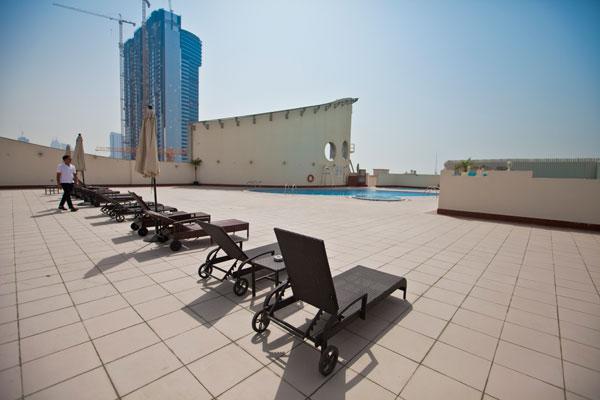 Hotel Cassels Al Barsha 4* - Dubai 4